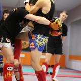 МАСТЕР - КЛАСС Чемпиона Европы по тайскому боксу Пержановского С. В.