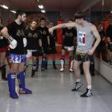 МАСТЕР - КЛАСС 2-х кратного Чемпиона Мира по кикбоксингу Штаханова Н. А.